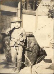 被爆70年へ 長崎の記憶 写真が語る戦前~戦後 第1部「父のアルバム」 3