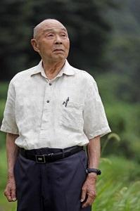 戦後70年 ながさき 戦争の残照旧日本兵の証言  元陸軍飛行隊少尉 出口清さん(93)=長崎市 上