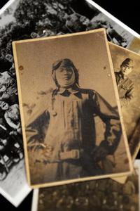 戦後70年 ながさき 戦争の残照旧日本兵の証言  元陸軍飛行隊少尉 出口清さん(93)=長崎市 下