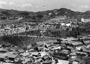 被爆70年 長崎の記憶 写真が語る戦前~戦後 第6部「新たな街並み」 上