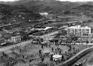 被爆70年 長崎の記憶 写真が語る戦前~戦後 第6部「新たな街並み」 中