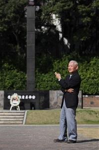 被爆70年 年間企画  原爆をどう伝えたか 長崎新聞の平和報道 第5部「礎」 4