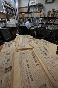 被爆70年 年間企画  原爆をどう伝えたか 長崎新聞の平和報道 第5部「礎」 5