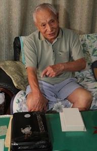 被爆71年ナガサキ 形見は語る 原爆が奪った命の声 4