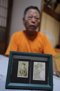 被爆71年ナガサキ 形見は語る 原爆が奪った命の声 5