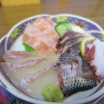 竹野鮮魚店のお刺身