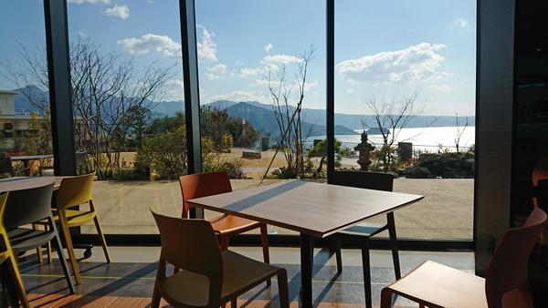 カステラランド 海のみえるレストラン