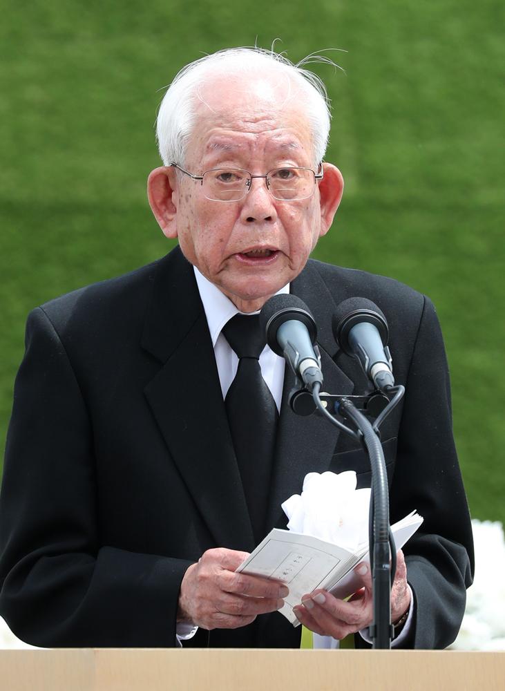 山脇佳朗さん