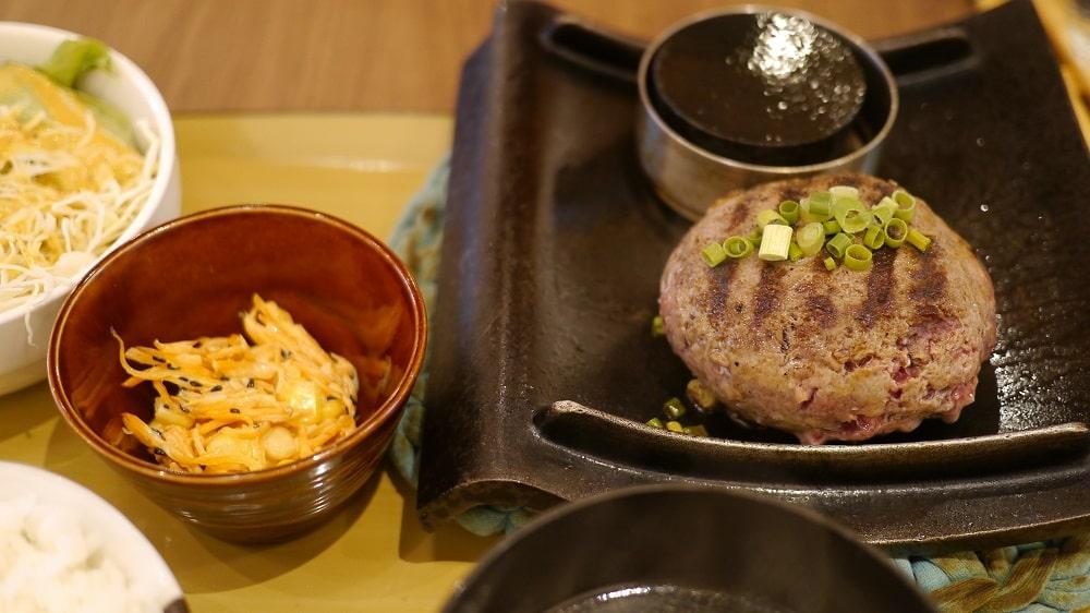 ぐりこバーグセット(1,600円/150g)