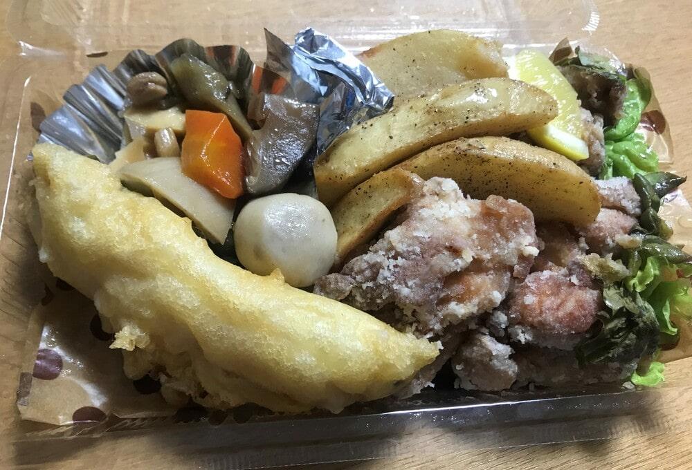おうちdeAWAKEおつまみセット(1000円)