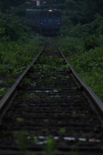 引き揚げ後、木本さんは南風崎駅から列車に乗り、大村へ向かった(写真はイメージ)